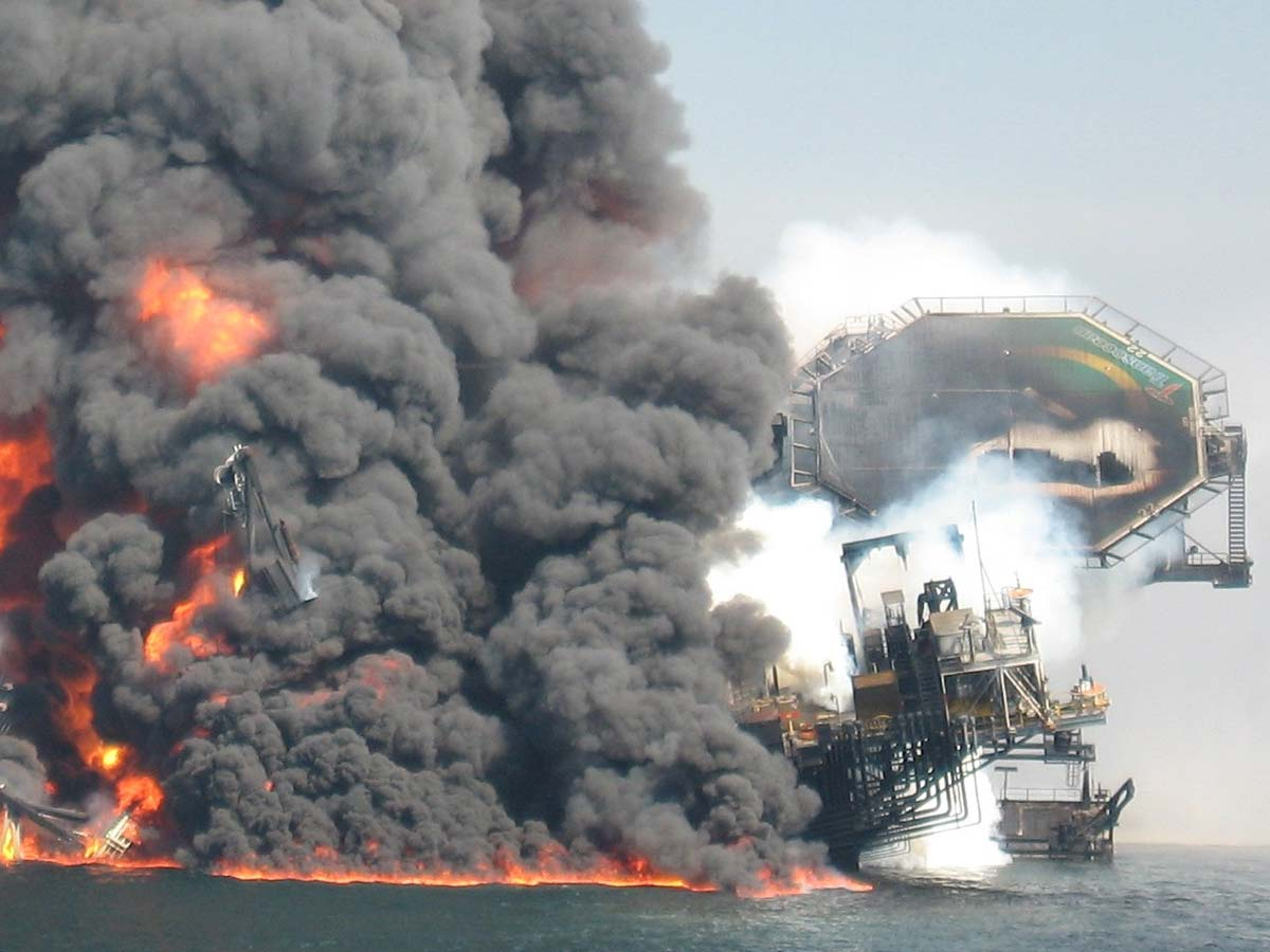 Lessons learnt from Deepwater Horizon