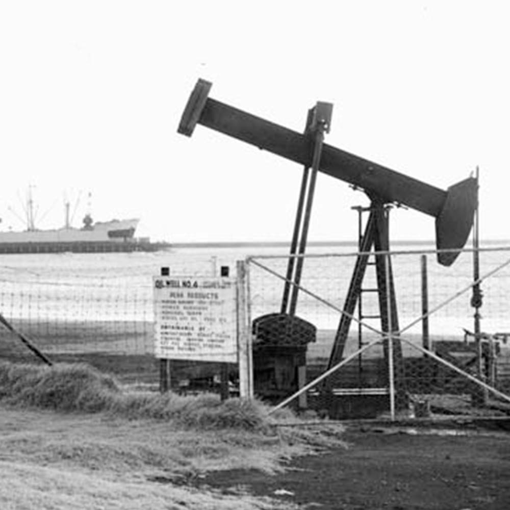New Zealand's Oil & Gas History